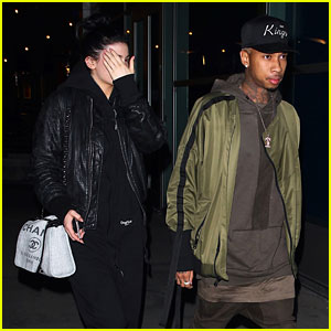 Kylie Jenner & Tyga Still Together Despite Cheating Claims