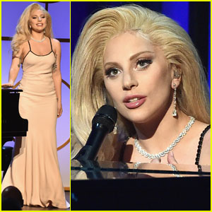 Lady Gaga Performs at Producers Guild Of America Awards 2016