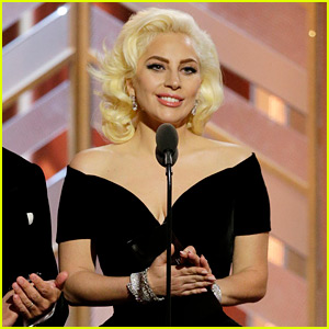Lady Gaga Wins Best Actress at Golden Globes 2016 - Watch Her Speech!