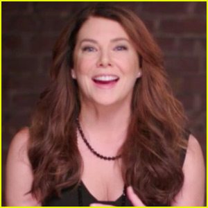 Lauren Graham Sends Special Message to 'Gilmore Girls' Fans