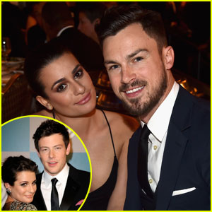 Lea Michele on Boyfriend Matthew Paetz: 'Cory Monteith Would Love Him Too'