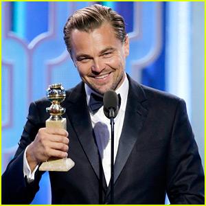 Leonardo DiCaprio Makes Political Statement in Golden Globes 2016 Acceptance Speech (Video)