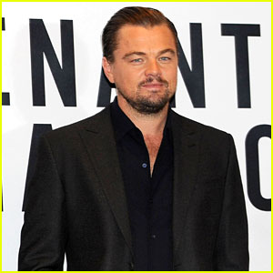 Leonardo DiCaprio Stops in Mexico to Promote 'The Revenant'