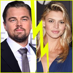 Leonardo DiCaprio & Model Kelly Rohrbach Split