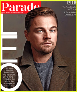 Leonardo DiCaprio Shares His Views on Getting Married
