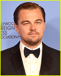 Find Out What It's Like Working with Leonardo DiCaprio On Set!