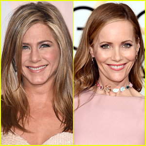 Leslie Mann Replaces Jennifer Aniston in 'The Comedian'