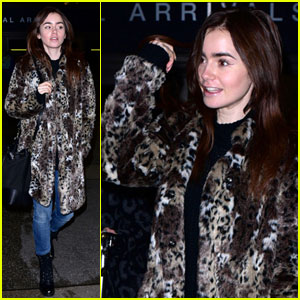 Lily Collins to Star in 'The Last Tycoon' for Amazon