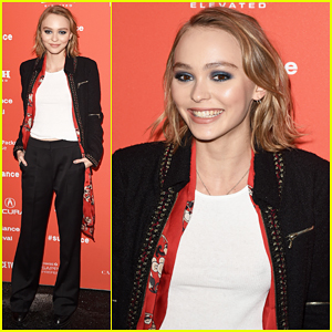 Lily-Rose Depp Makes Sundance Debut At 'Yoga Hosers' Premiere - Watch Clip Here!