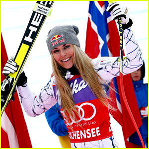 Lindsey Vonn Breaks Record with Win at Audi World Cup