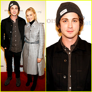 Logan Lerman & Sarah Gadon Celebrate 'Indignation' at Sundance!