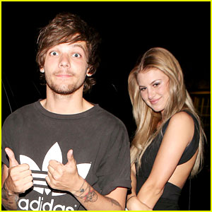 Louis Tomlinson Welcomes a Son with Briana Jungwirth!