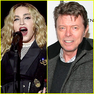 Madonna Pays Tribute to David Bowie, Sings 'Rebel Rebel' During Concert - Watch Now!