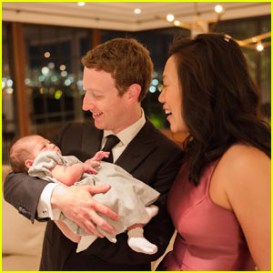 Mark Zuckerberg Shares Adorable New Photo of Daughter Max