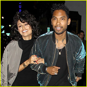 Miguel & Nazanin Mandi Step Out After Engagement News!