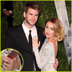 Miley Cyrus is 'Ecstatic' to Be Back Together With Liam Hemsworth (Report)