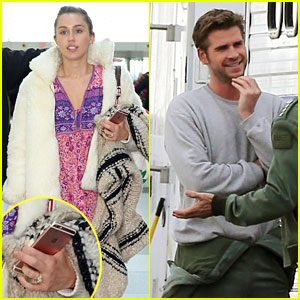 Liam Hemsworth's Brother Chris Keeps Tight-Lipped About Miley Cyrus Romance Rumors