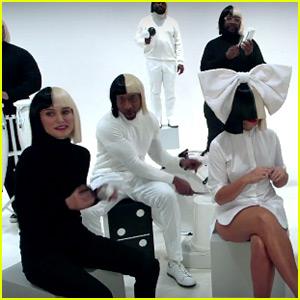 Sia, Natalie Portman, & Jimmy Fallon Perform 'Iko Iko' Using Classroom Instruments - Watch Now!