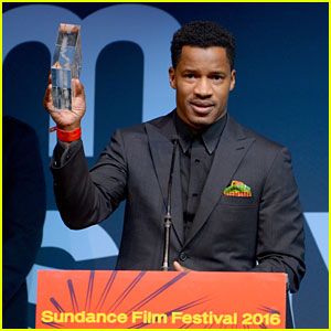 Nate Parker Wins Audience Award for 'Birth of a Nation' at Sundance 2016
