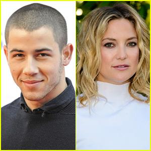 Nick Jonas & Kate Hudson Are Seemingly on Vacation Together! (Photos)