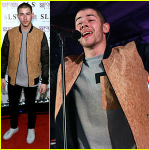 Nick Jonas Says 2016 Has a Lot to Live Up To