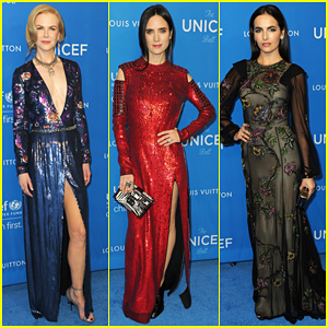 Nicole Kidman, Jennifer Connelly & More Put On Their Best at UNICEF Ball 2016!