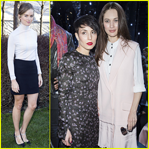 Olga Kurylenko & Noomi Rapace Team Up For Christian Dior!