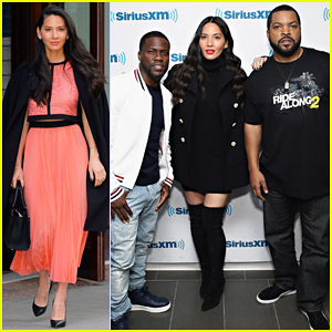 Olivia Munn Teases Lip Sync Battle with Kevin Hart - Watch Here!