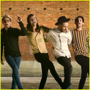 One Direction Includes Zayn Malik in 'History' Music Video!