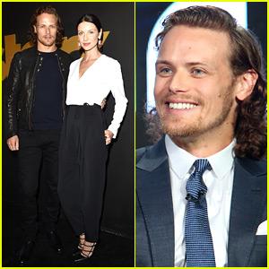 Outlander's Sam Heughan & Caitriona Balfe Are Not Dating!