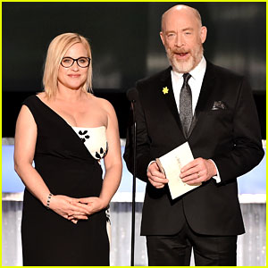 Patricia Arquette & J.K. Simmons Return to SAG Awards After Last Year's Wins!