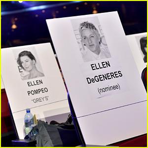 People's Choice Awards 2016 - Celeb Seating Chart Revealed!