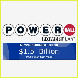 Powerball Winning Numbers: Celebs React to $1.5 Billion Lottery Jackpot News!