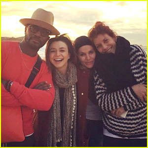 'Private Practice' Cast Reunites for Wedding in Spain!