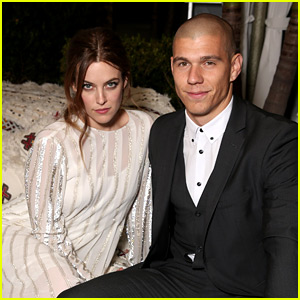 Riley Keough & Husband Ben Smith-Peterson Celebrate 'Girlfriend Experience' at Starz Party!