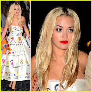 Rita Ora Parties with Diddy in Miami for New Year's Eve 2016