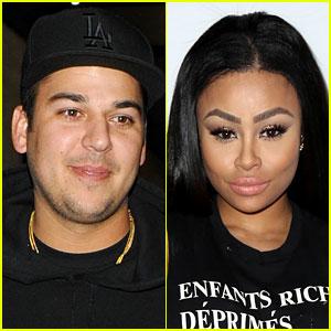 Rob Kardashian Might Be Dating Blac Chyna