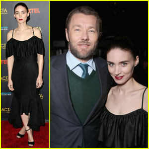 Rooney Mara & Joel Edgerton Attend AACTA Awards 2016