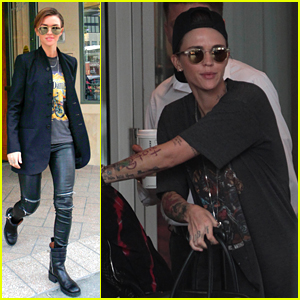 Ruby Rose Doesn't Know What She's Famous For