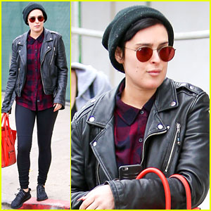 Rumer Willis Is Taking a Trip to the Motherland... Berlin!