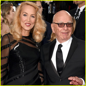 Rupert Murdoch Gets Engaged to Jerry Hall