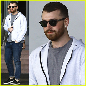 Sam Smith Raves About Madonna's Concert