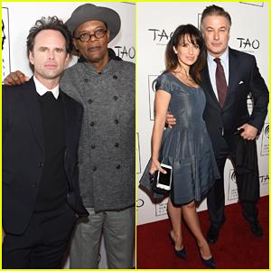 Samuel L. Jackson, Walton Goggins & More Hit NYC for Film Critics Circle Awards 2015!