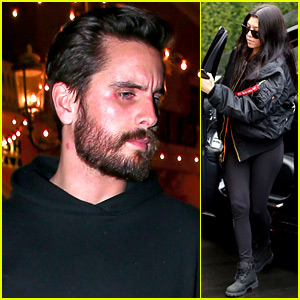 Scott Disick's Black Eye Injury Explained
