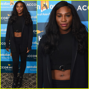 Serena Williams Lip Syncs to Justin Bieber's 'Sorry' - VIDEO