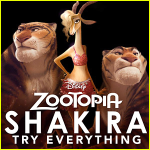 Shakira Drops Zootopia's 'Try Everything' - Full Song & Lyrics