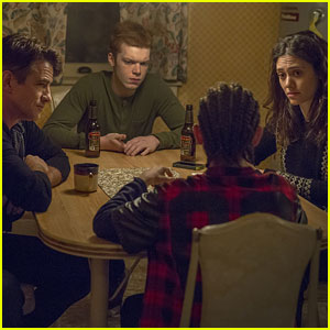 The Gallagher House is at Risk on Tonight's 'Shameless'