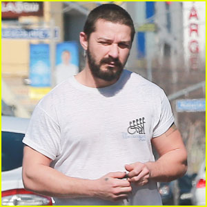 Shia LaBeouf Steps Out After Next Movie Gets Distribution