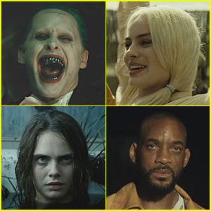 'Suicide Squad' Official Trailer Debuts Online - Watch Now!