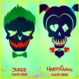 'Suicide Squad' Releases First Posters Ahead of New Trailer!